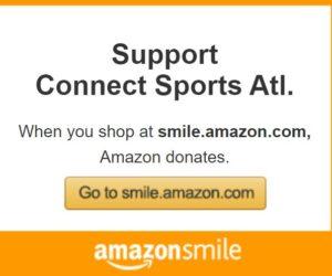 Amazon Smile ConnectSportsATL Donations