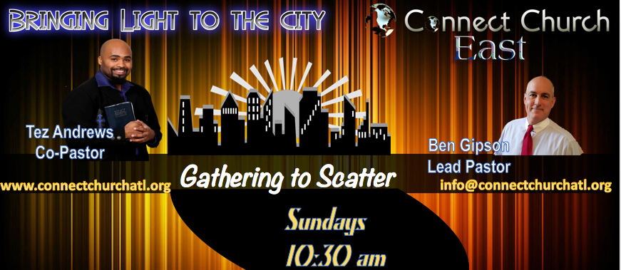 Gather to Scatter!!