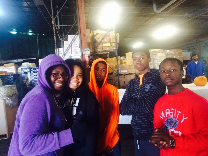 2014 Youth Service Project