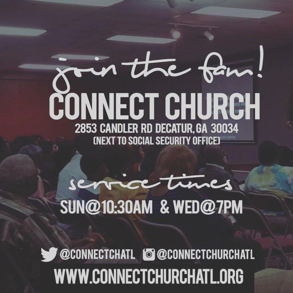 Connect church picture sanctuary