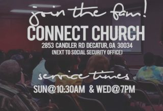 Connect church picture sanctuary