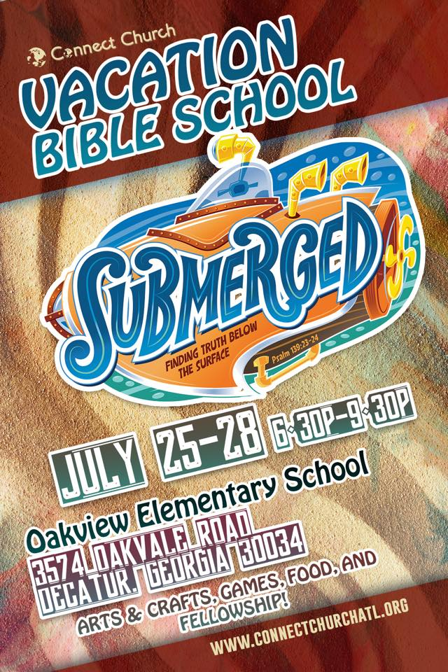 VBS summer camp 2016