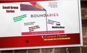Boundaries Summer 2019 Book Study