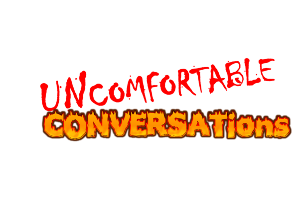 uncomfortable Conversations logo merged