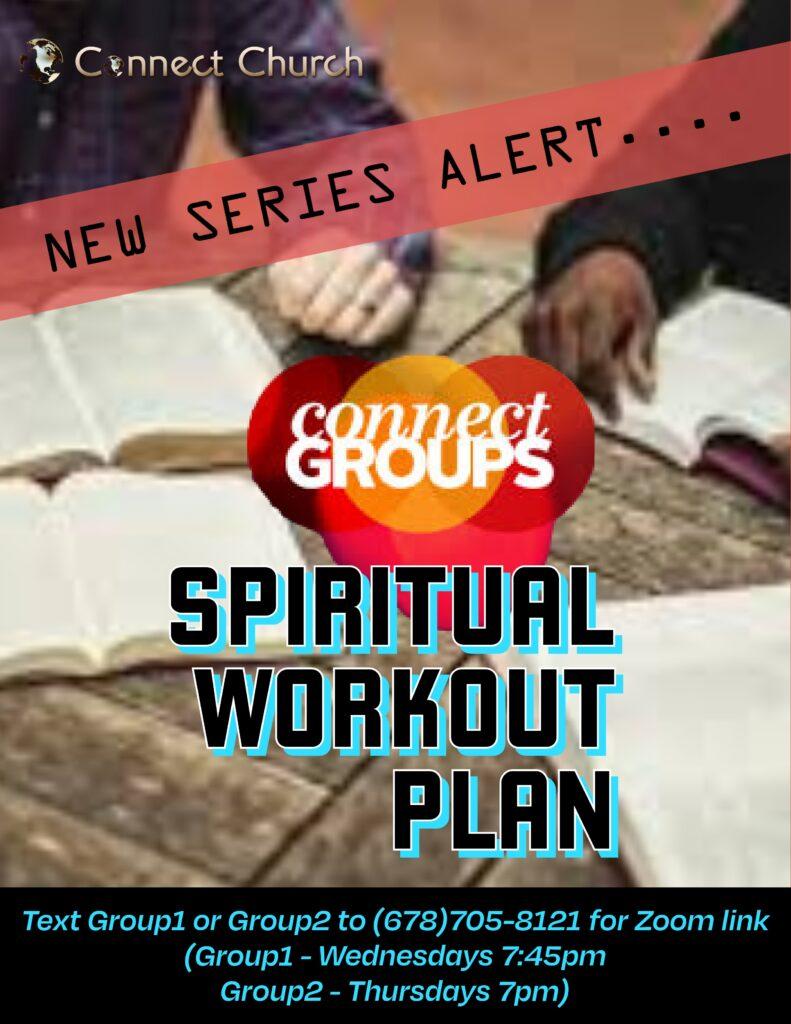 Spiritual Workout Plan